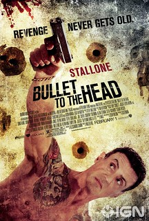 Bullet to the Head Movie Poster (2013)