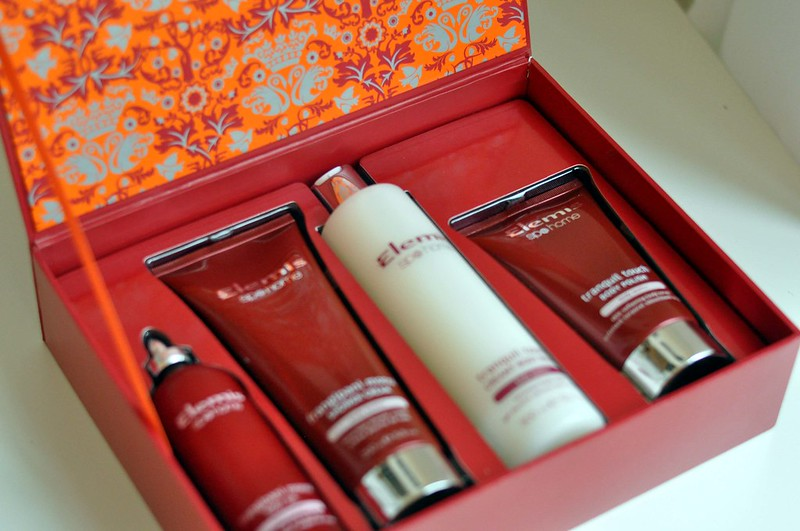 elemis duchess of spa exotic bodycare gift set 1