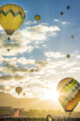 sunrise fiesta balloon albuquerque contax 12 55 jahre zeisscontest2012
