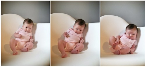 Wren Winter: 1 month old