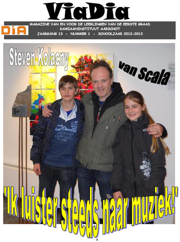 ViaDia Kerstmis 2012
