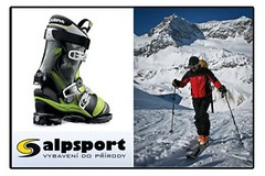 ALPSPORT = skialpinismus a telemark od A do Z