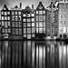 Amsterdam, Damrak by IvoKee