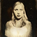 Iphone tintype portrait by Coy Townson