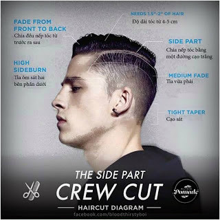 side-part-crew-cut