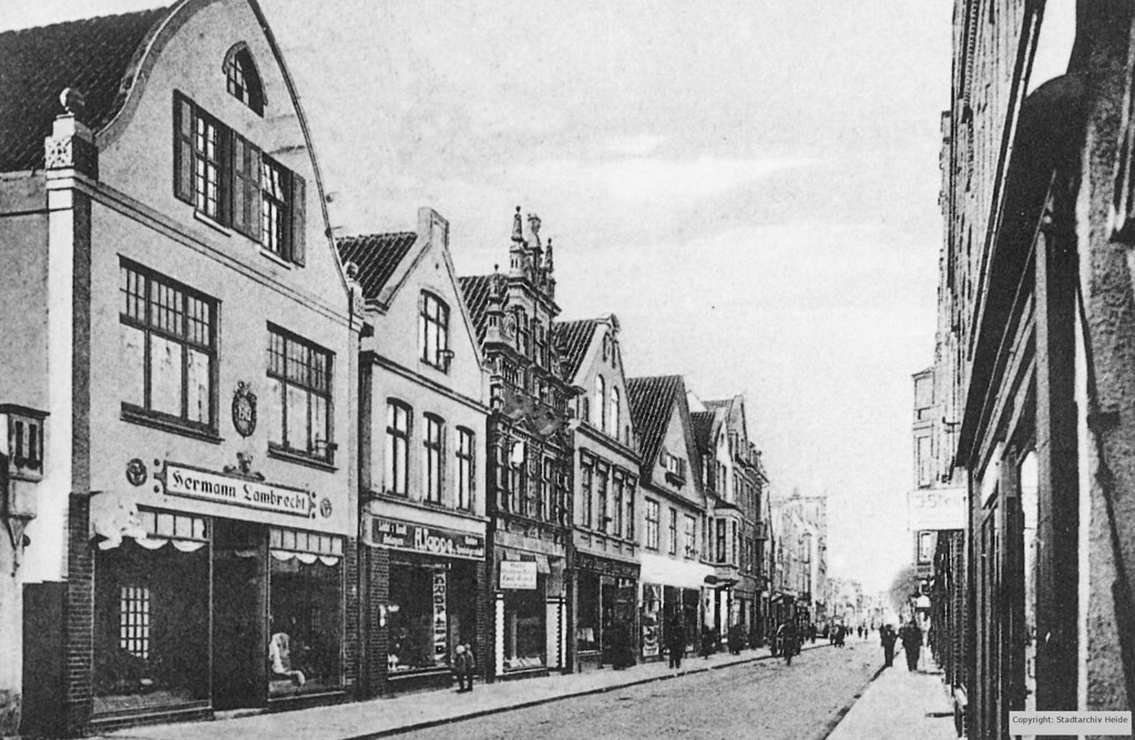 Historische Friedrichstraße