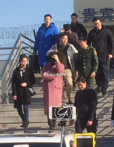 Big Bang - Harbin Airport - 21mar2015 - 小鬼儿Angel - 06