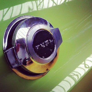 Dodge Challenger Fuel Cap