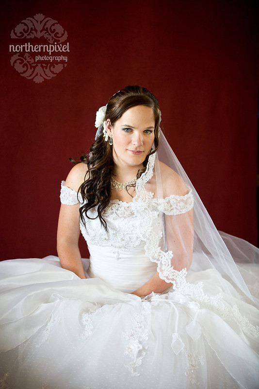 Bridal Session in Prince George BC