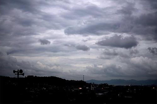 Rainy Cloudy Day