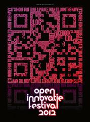 QRcanvas QR code design Open Innovatie Festival 2012