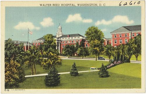 Walter Reed Hospital, Washington, D. C.