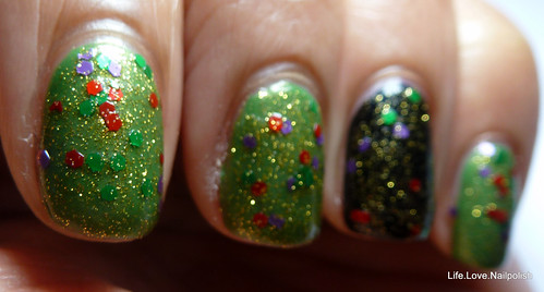 Sassy Lacquer Nutty As A...