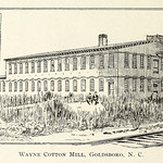Wayne Cotton Mill, Goldsboro, NC