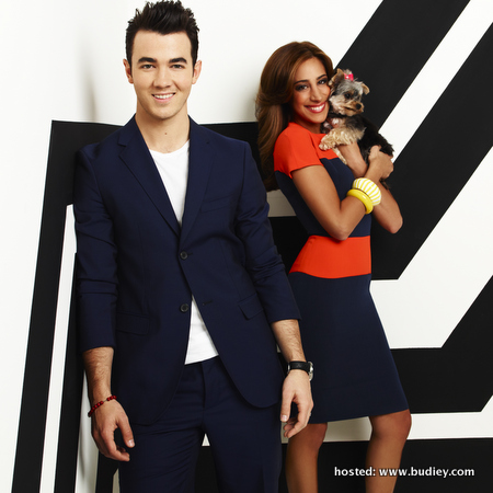Celebrity Marriage  Kevin Jonas & Danielle Delease
