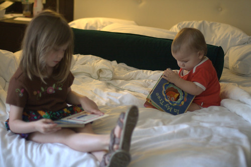 Little readers