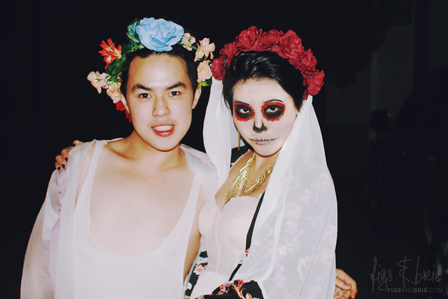 Secret Foodies & Al Carbon 'Dia de los Muertos'