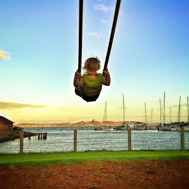 Sunset Swing.