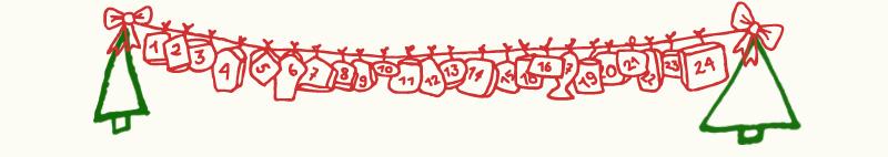 der zwergenprinzessin adventkalender