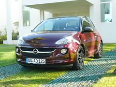 Opel ADAM Fahrvorstellung