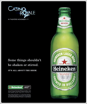 Beer In Ads #734: Some Things Shouldn't Be Shaken Or ...