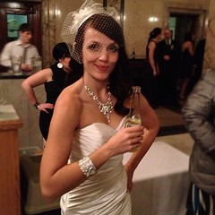 The Lovely Bride and Her Corona