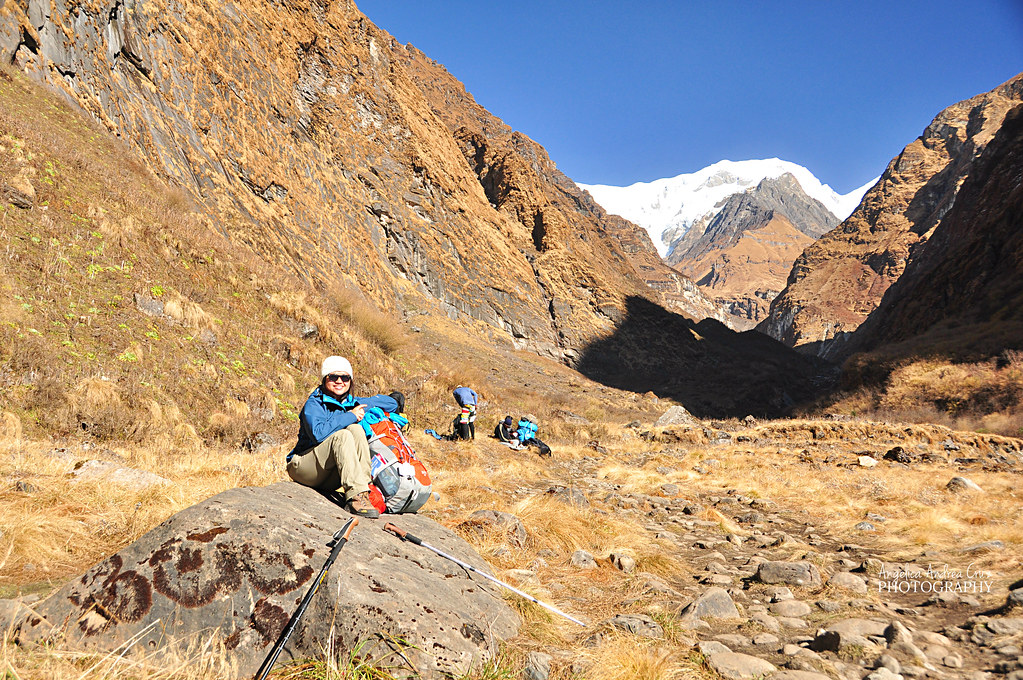 Machapuchare Base Camp 3
