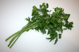 06 - Zutat Petersilie / Ingredient parsley