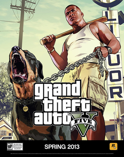 GTA V Preorder Picture Viewer & Posters