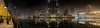 Dubai Fountain @ 4:00am by Charn High ISO Low IQ