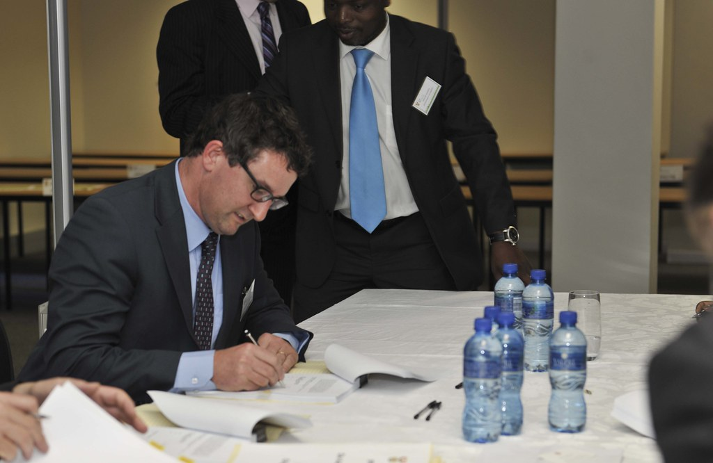 Mainstream signs agreements with South African Gov iv