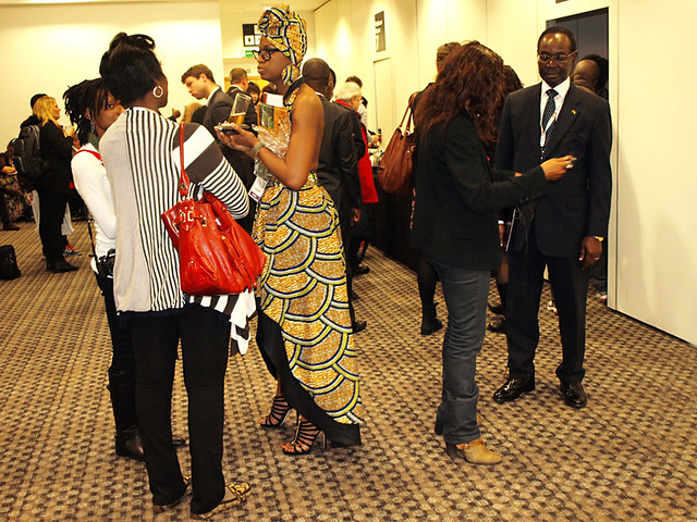Cameroon Presentation, World Travel Market