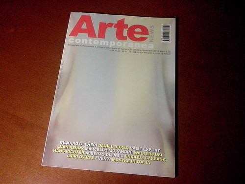 Arte Contemporanea 32 by Ylbert Durishti