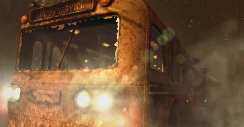 Black Ops 2 Zombies Bus Upgrades Parts Locations Guide - Undead Man's Party Bus