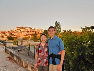 Walking Into Coimbra