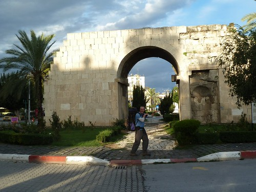 Cleopatra's Gate in Tarsus by mattkrause1969