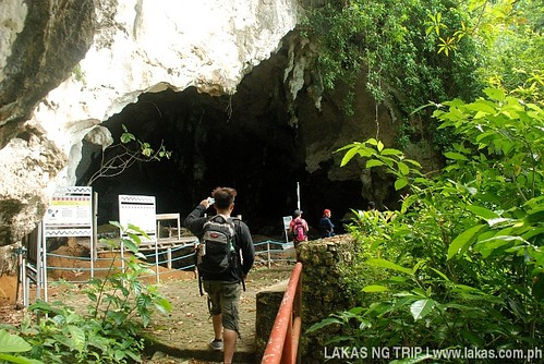 Tabon Caves at Tabon Caves Complex at Lipuun Point, Quezon, Palawan