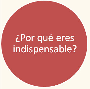 ¿Por qué eres indispensable?