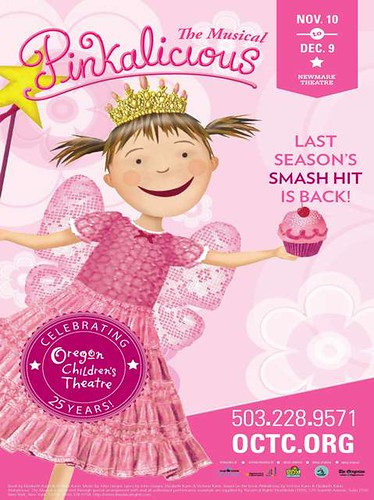 Pinkalicious @ Oregon Children's Theatre