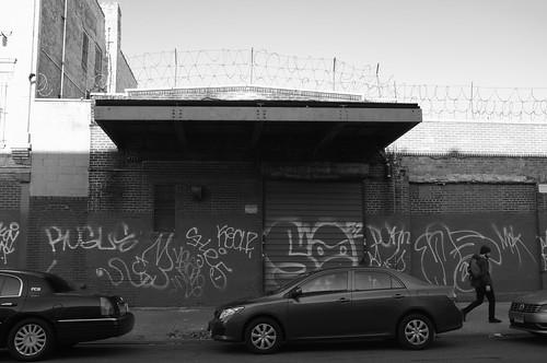 Streets of Bushwick by Premshree Pillai