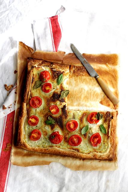 Tomato tart16