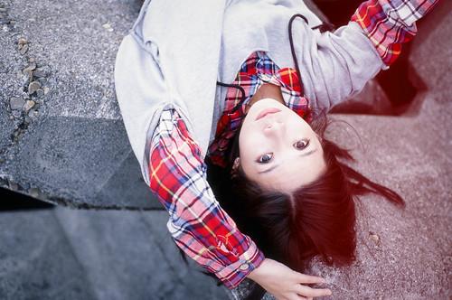 [フリー画像素材] 人物, 女性 - アジア ID:201211200800