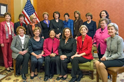 Meet the Women of the U.S. Senate - Honolulu Civil Beat