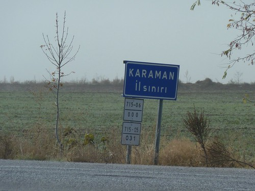Welcome to Karaman province by mattkrause1969