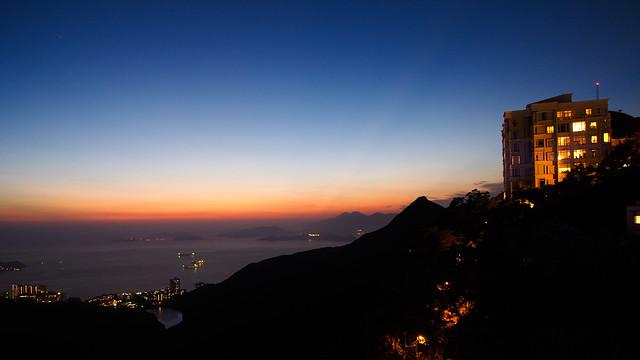 *太平山Victoria Peak|
