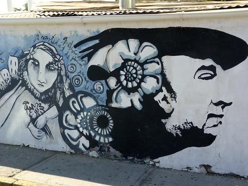 Pablo Neruda - Santiago, Chile