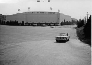 Sick's Stadium, 1965