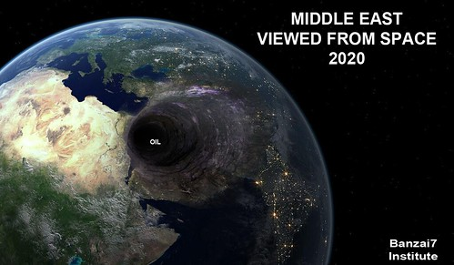 MIDDLE EAST 2020 by Colonel Flick