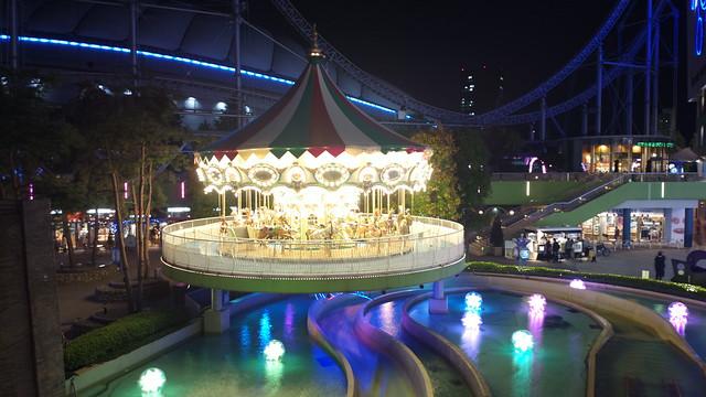 Tokyo dome city Illumination 11