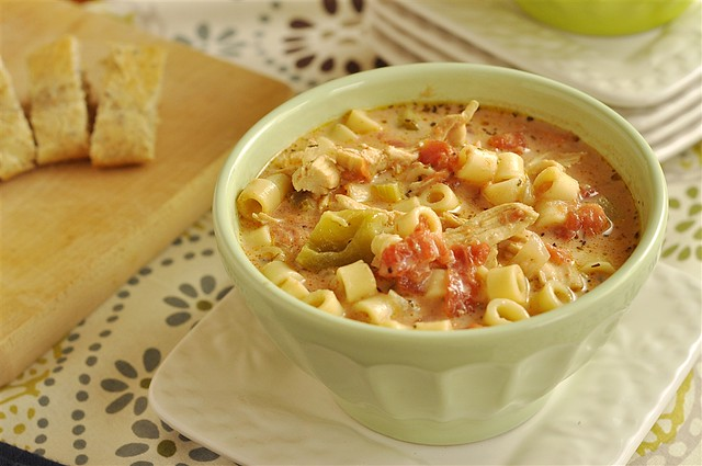 Italian Turkey Soup | Flickr - Photo Sharing!